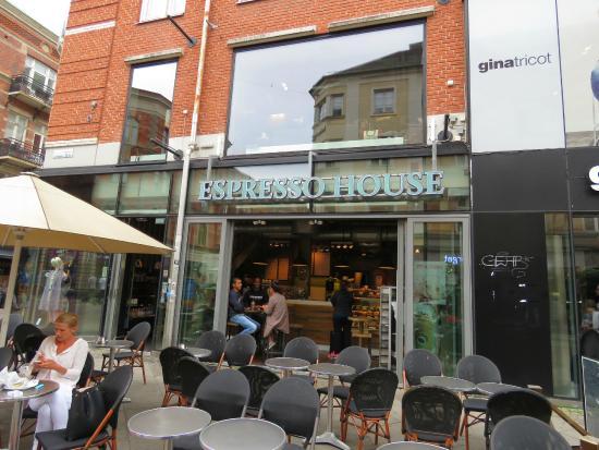espresso house malmö öppettider