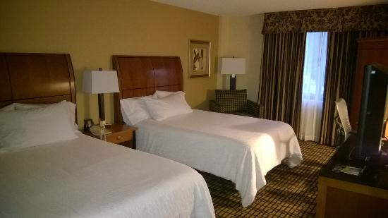 Delightful Double Queen Room Picture of Hilton Garden Inn Las