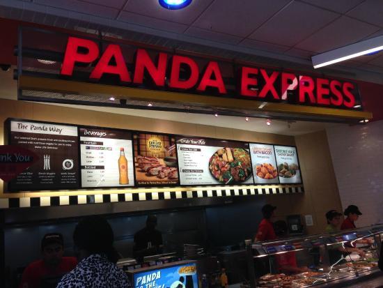 Atlanta Airport Panda Express : 店舗外観