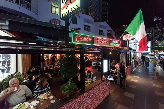 Costa D'oro Italian Restaurant & Pizzeria