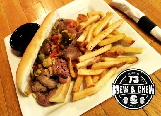 Pearl City, IL: Chicago style Italian Beef