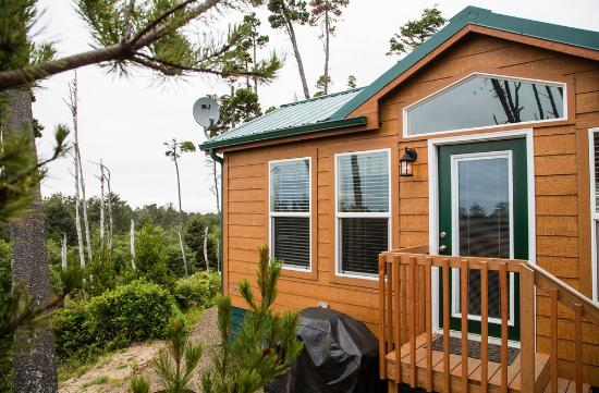 Pacific city rv camping resort updated 2018 campground for Pacific city oregon cabins