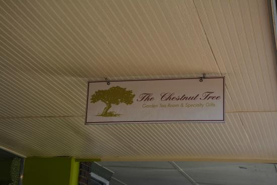 The Chestnut Tree: Chestnut Tree & Garden Tea RM