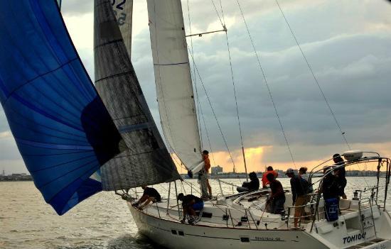 Tohidu Sailing Charters