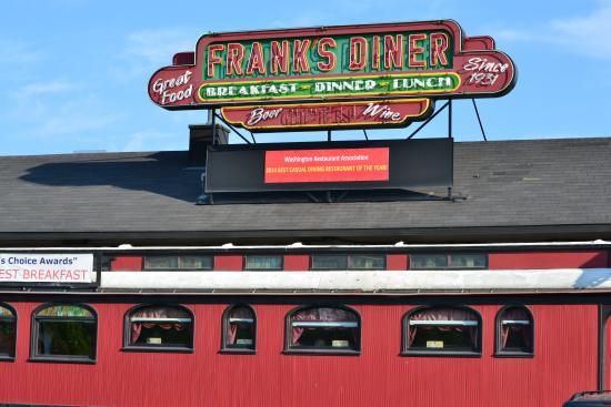 Downtown Spokane: Frank's Diner