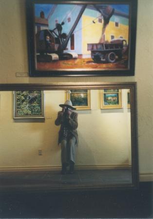 RIT Inn & Conference Center: self portrait