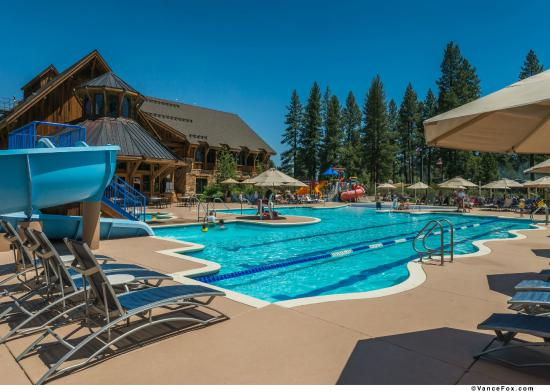 Old Greenwood Resort - Tahoe Mountain Lodging: Guests enjoy complimentary access to The Pavilion