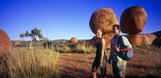 Northern Territory, Australia: Karlu Karlu / Devils Marbles, Tennant Creek