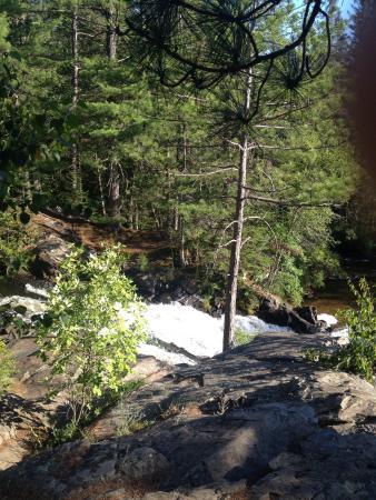 Dunbar, WI: 12 Foot Falls County Park