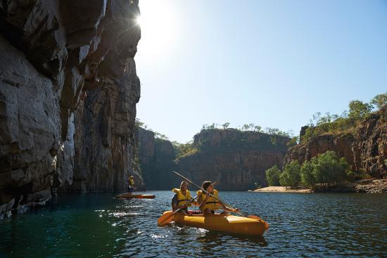 Northern Territory, Australien: Katherine Gorge, Nitmiluk National Park