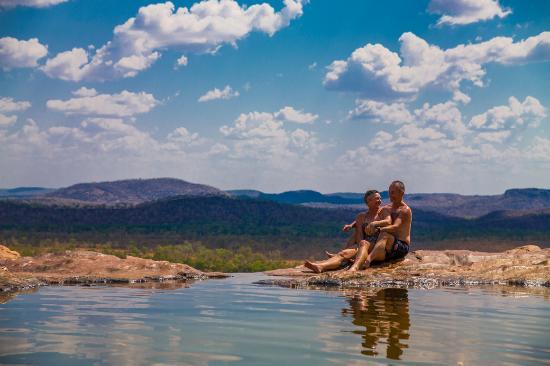 Darwin, Australia: Gunlom Plunge Pools, Kakadu National Park