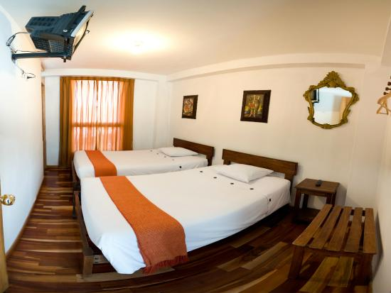 Hostal Qorikilla: Habitacion Doble