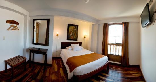 Hostal Qorikilla: Habitacion Matrimonial