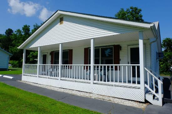 Myer Country Motel: Duplex unit