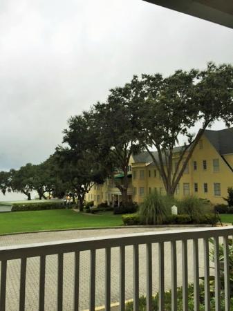 View from the veranda - Picture of Lakeside Inn, Mount Dora ...