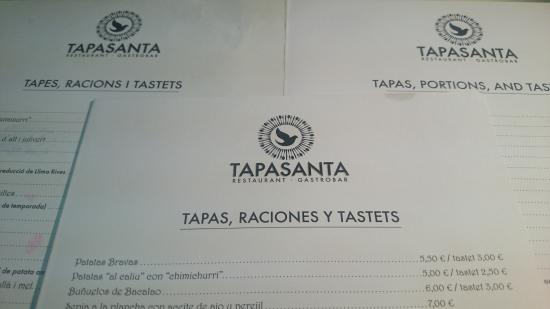 imagen Tapasanta en Sant Carles de la Ràpita