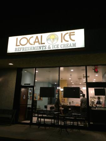 Local Ice