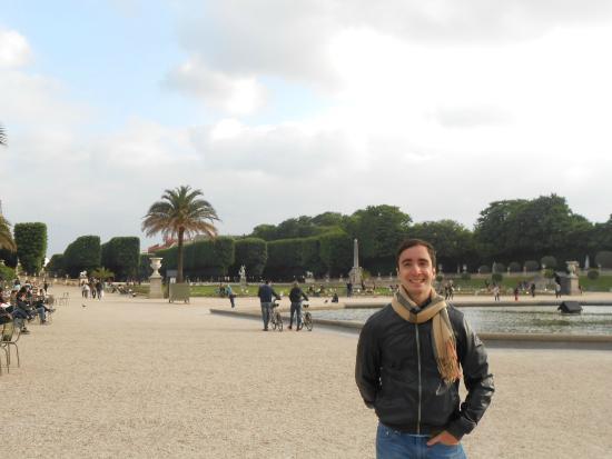 Paris, França: Jardines