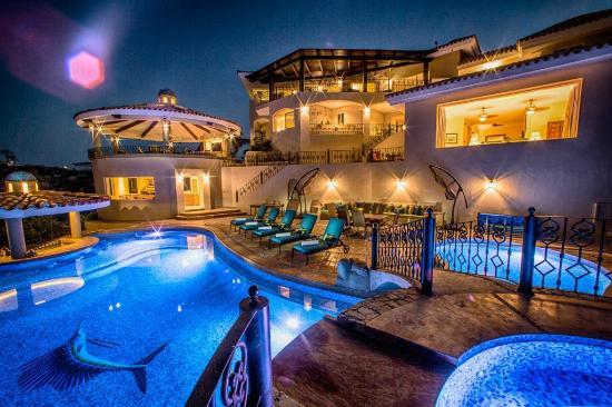 Villa las palmas prices lodge reviews cabo san lucas for Hotel villas las palmas texcoco