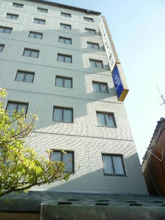Hotel Route Inn Matsue: ホテルルートイン松江外観
