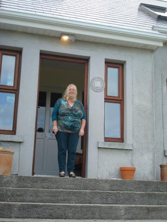 Leim Siar Bed and Breakfast: Hannah - a wonderful innkeeper