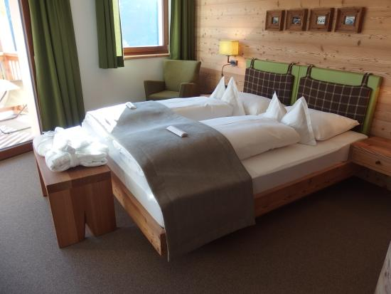 Hotel Chalet Gerard : 部屋
