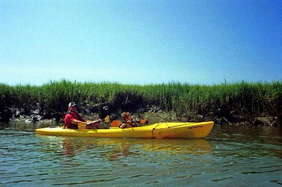 Sea Kayak Georgia