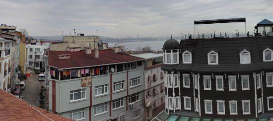 Sultanahmet Hotel : Vista desde la habitacion