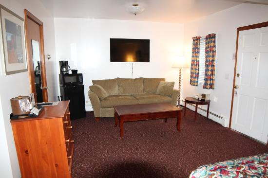 Willows Motel: room