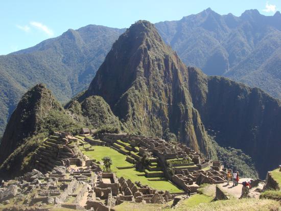 Intense Peru: Machu Picchu