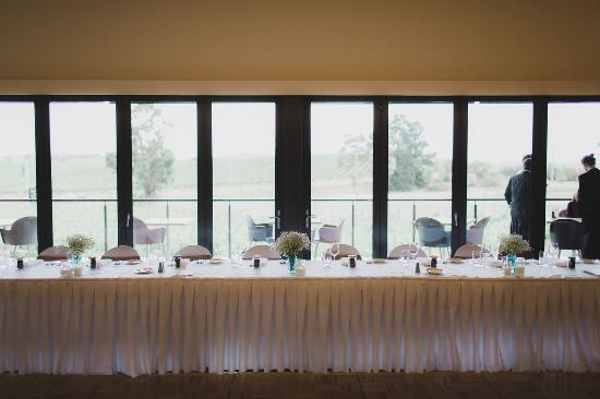 Balgownie Estate Vineyard Resort & Spa: Wedding