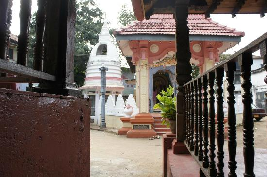 Lord Kataragama Temple