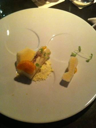 Tippling Club: best white chocolate & apricot dessert ever!