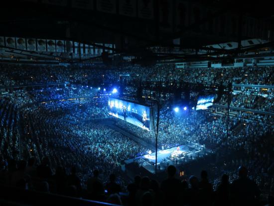 Chicago Bulls Arena Tour