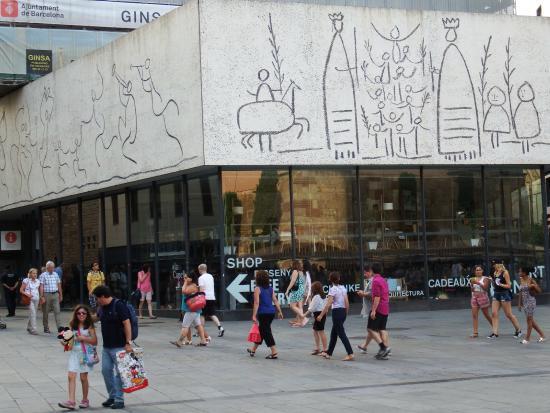 Fotograf a de colegio de arquitectos de catalu a - Colegio arquitectos barcelona ...