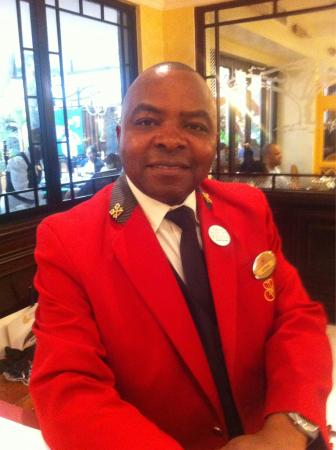 Thorn Tree Cafe : Mr. Steve Chief Concierge - best in class, forever smiling , knows by name and remembers !