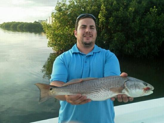 FishON Tampa Bay Fishing Charters