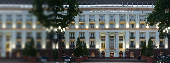 Lotte City Hotel Tashkent Palace: Image
