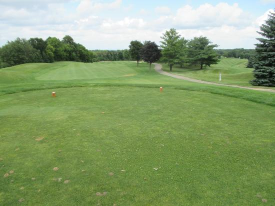 Stonebrooke Golf Club: Great view from the 10th hole