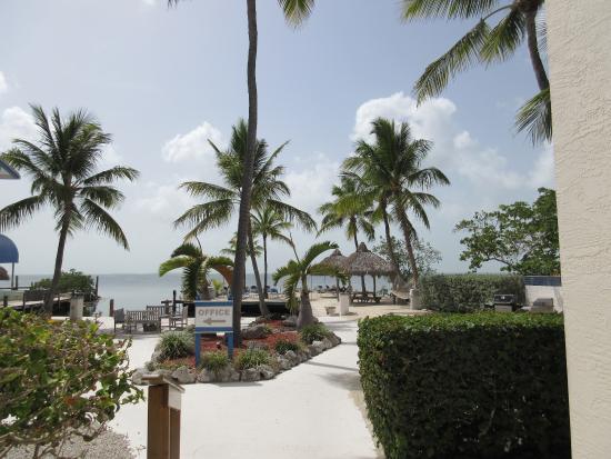 Lookout Lodge Resort: Beach