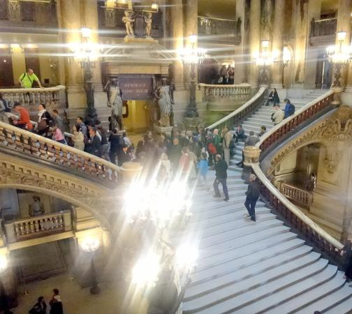 Paris, France: The Grand Staircase
