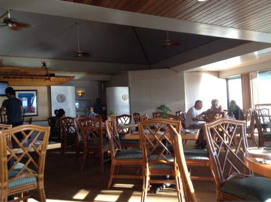 Welcome To The Ka Anapali Ss Beach Club Restaurant Picture Of