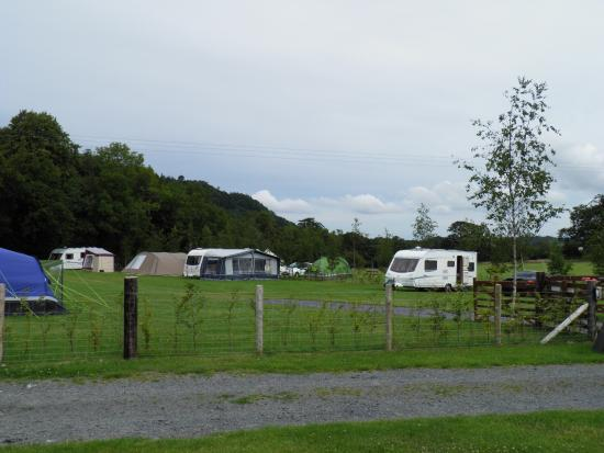 Rowen, UK: Cefn Cae Camping Site