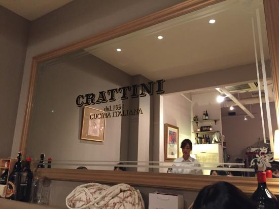 Crattini Cucina Itariana: クラッティーニ