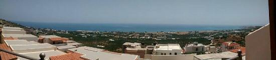 Creta Suites: the view
