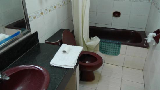 Sam's Guesthouse Chengdu Youth Hostel: Bathroom