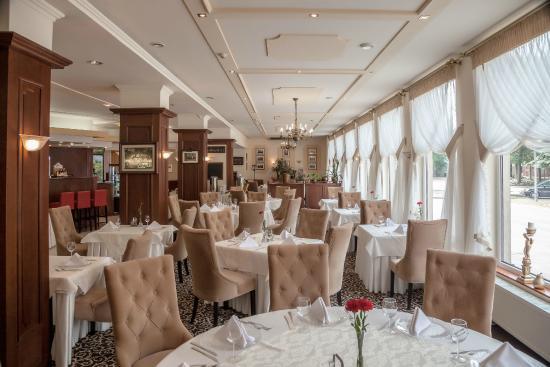 Restauracja Hotelu Cristal Park