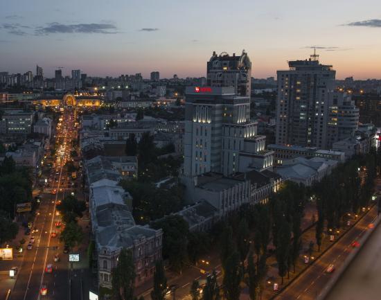 Ibis Kiev City Center: Hotel facade