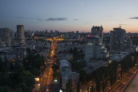 إيبس كييف وسط المدينة