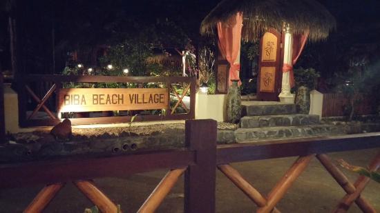 Biba Beach: Il ristorante di sera